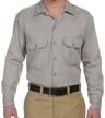 574 - Men's 5.25 oz. Long-Sleeve Work Shirt