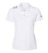 A325 - Ladies 3-Stripes Shoulder Polo
