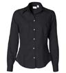 CY1-13V0114 - Ladies' Silky Poplin Shirt