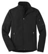 EB534A - Rugged Ripstop Soft Shell Jacket