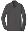 K8000LS - 100% Cotton Long Sleeve Polo