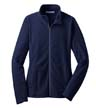 L223A - Ladies' Microfleece Jacket