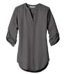 LW701 - Ladies' 3/4- Sleeve Tunic Blouse
