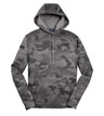 ST240 - CamoHex Hooded Pullover