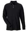 DG170 - 100% Cotton Performance L/S Polo